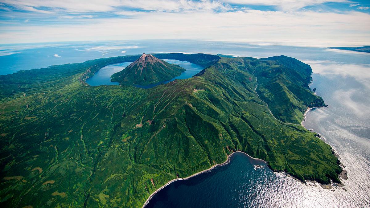группа Курильских островов