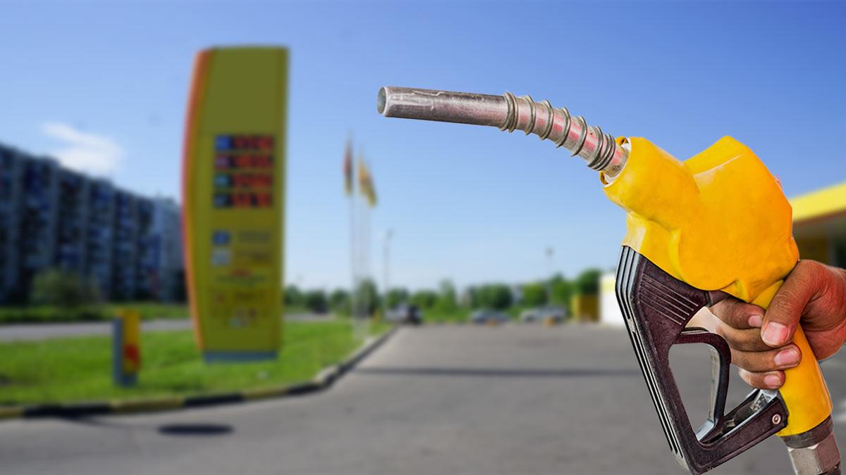 выросли цены на бензин