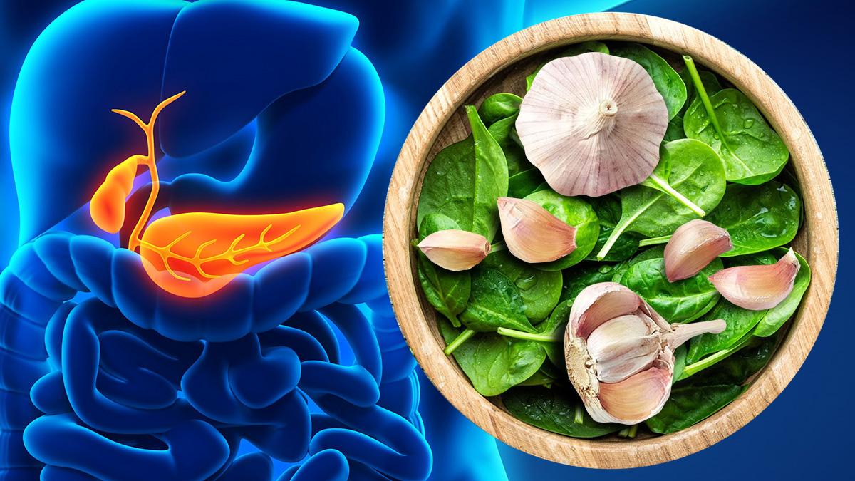 Продукты для лечения поджелудочной железы