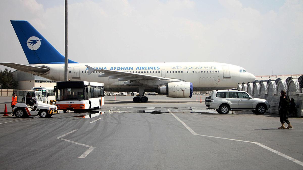 аэропорт Кабула готов ко всем рейсам