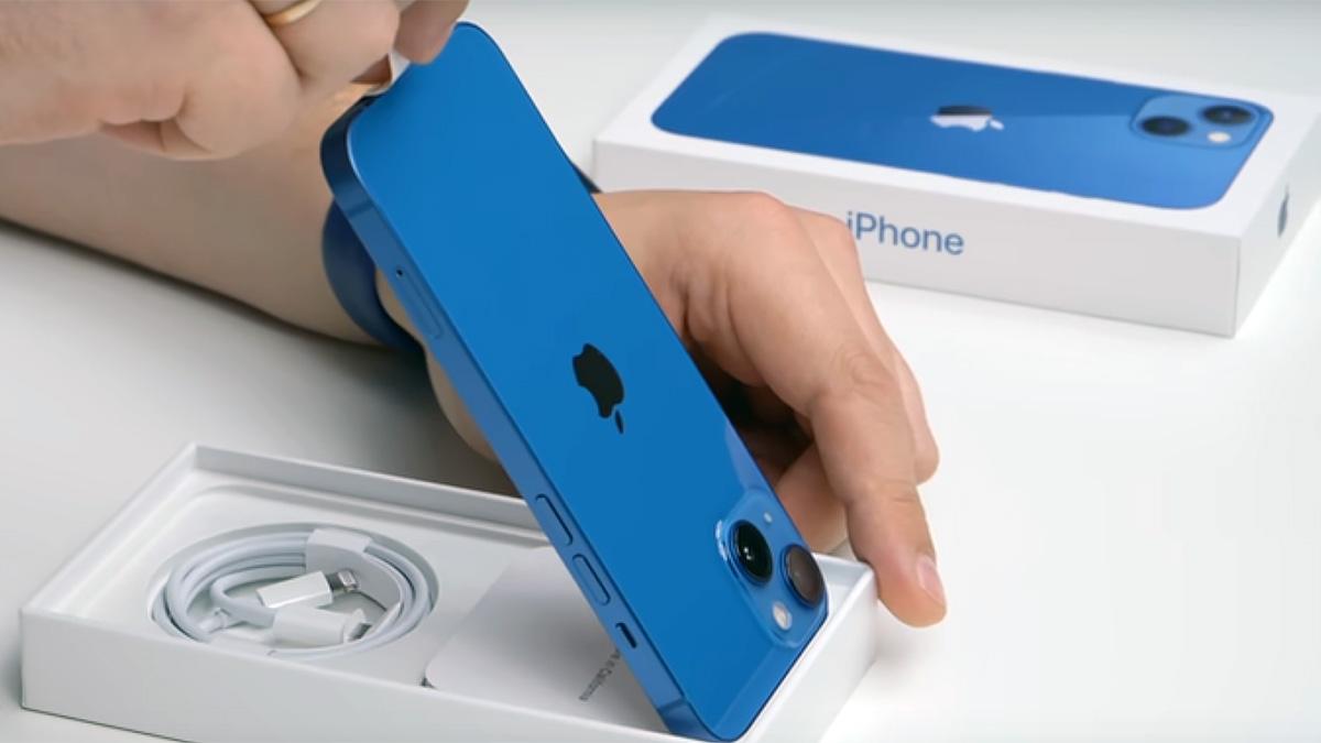 замена дисплея на iPhone 13