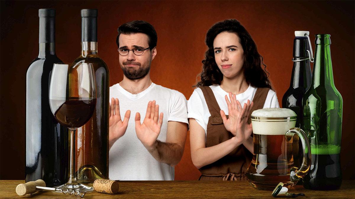 Опасные виды алкоголя для мужчин и женщин