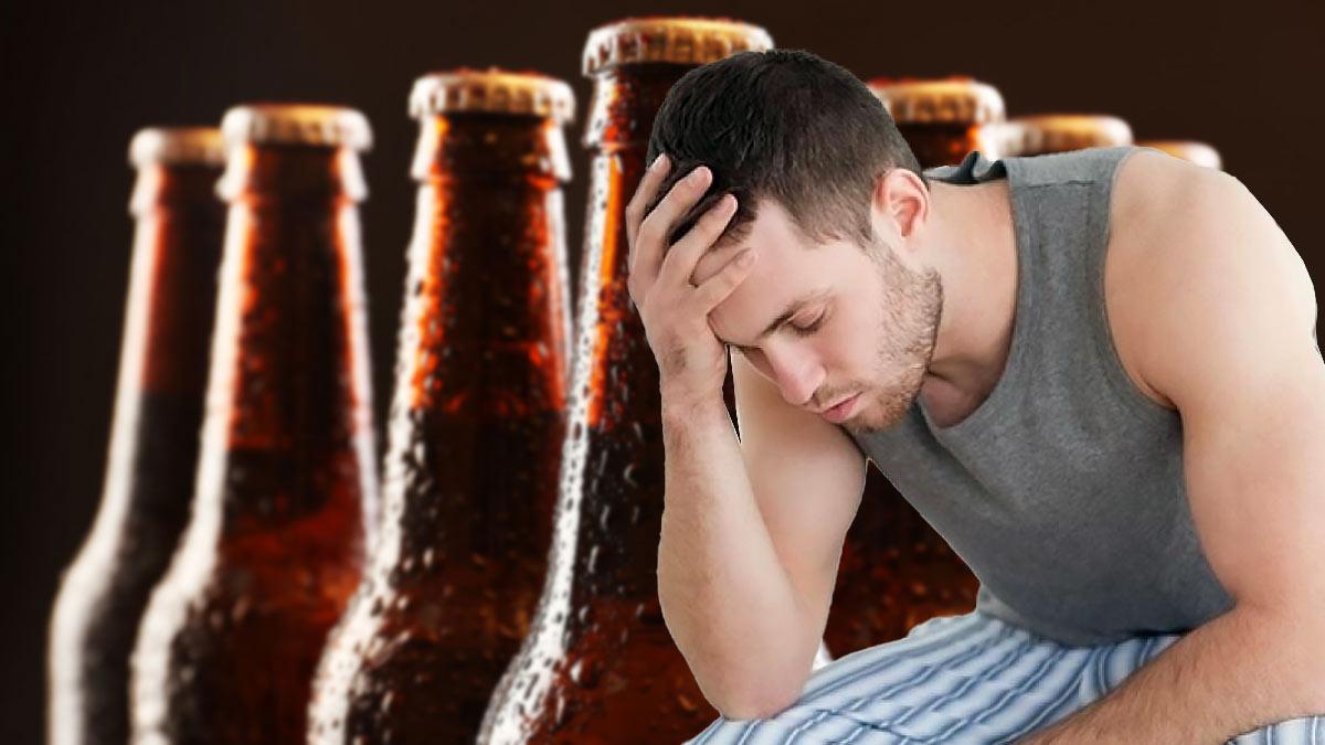 Опасность пива для здоровья мужчины
