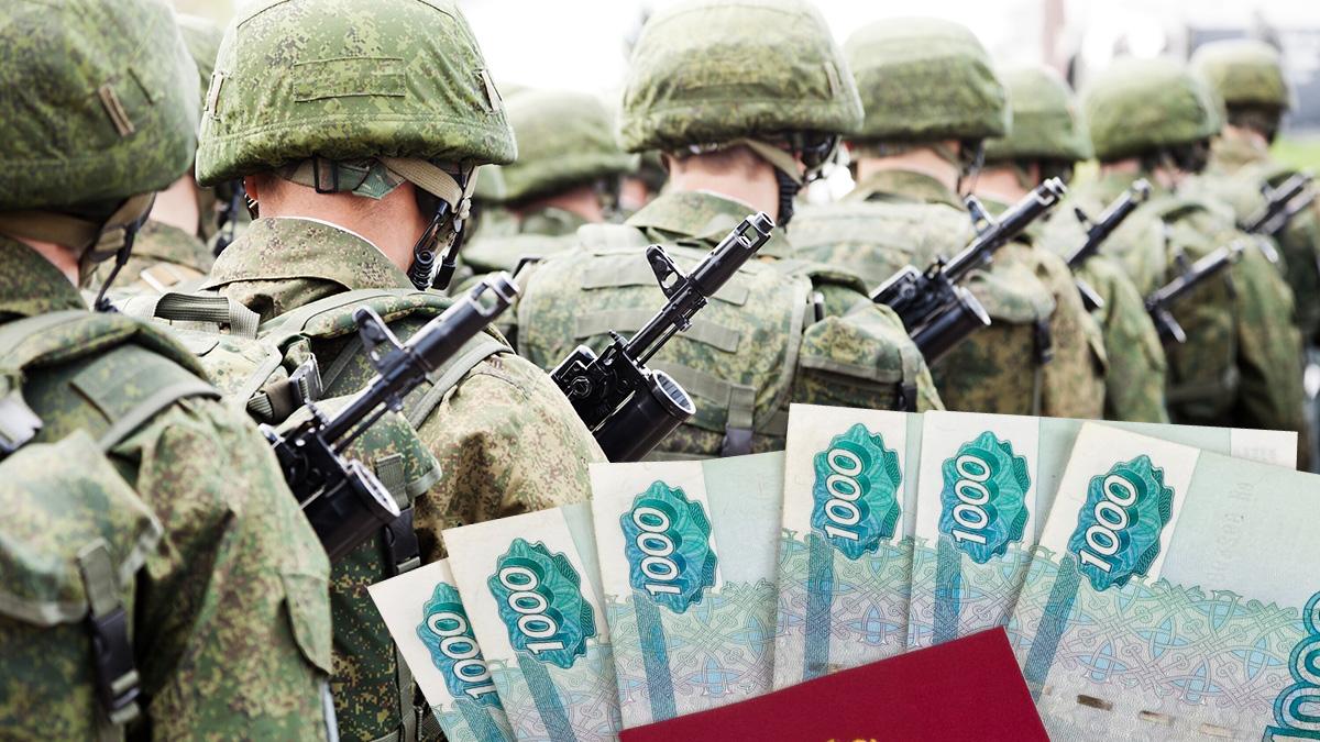 Военным проиндексируют выплаты