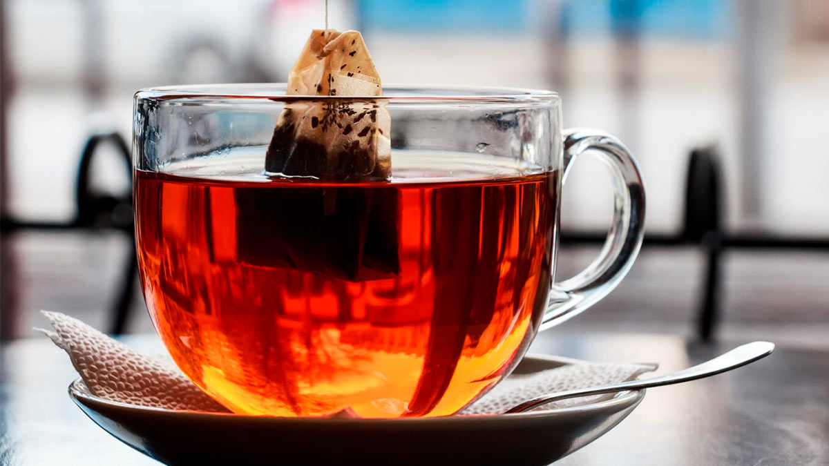 Чай вреден