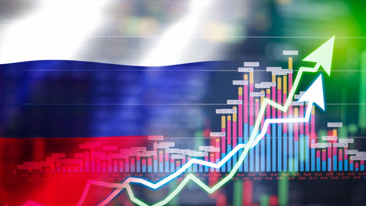Рост фондового рынка в России