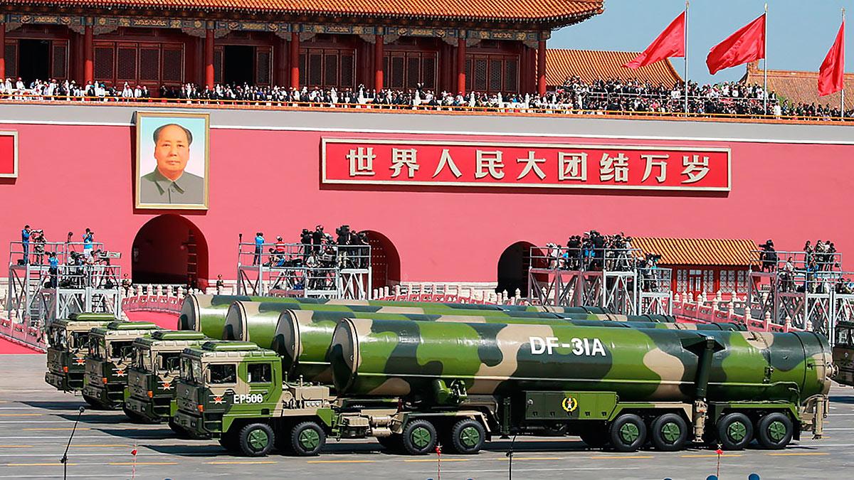 В Китае пригрозили первым ядерным ударом по США