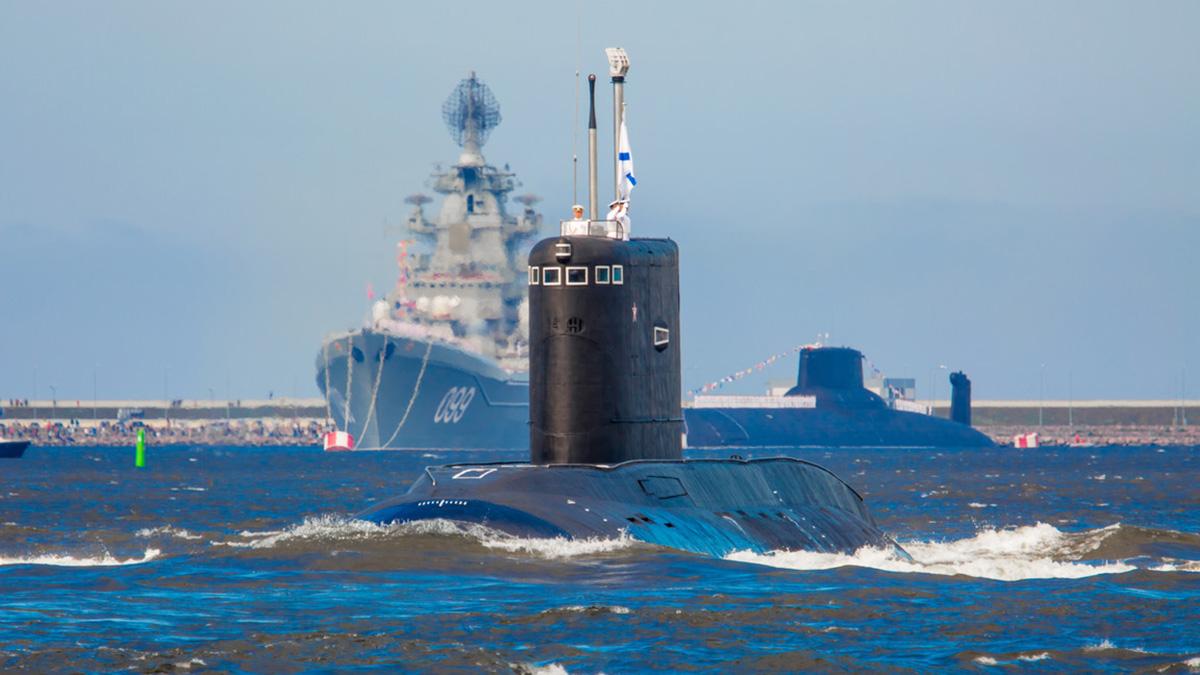 """Подводные лодки ЦКБ МТ """"Рубин"""""""