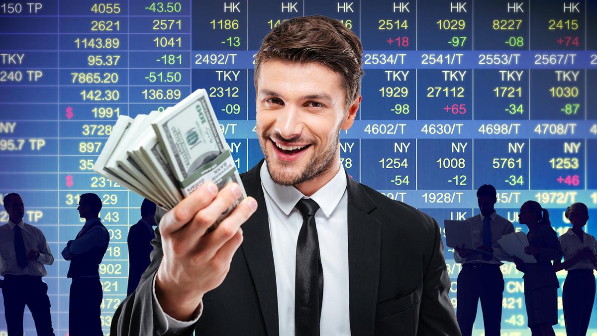 акции биржа прибыль инвестиции