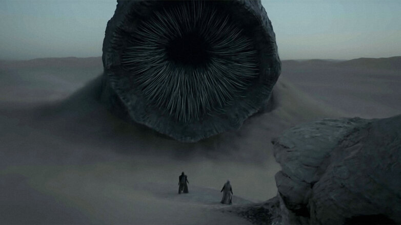 "Кадр из фильма ""Дюна"", 2021"