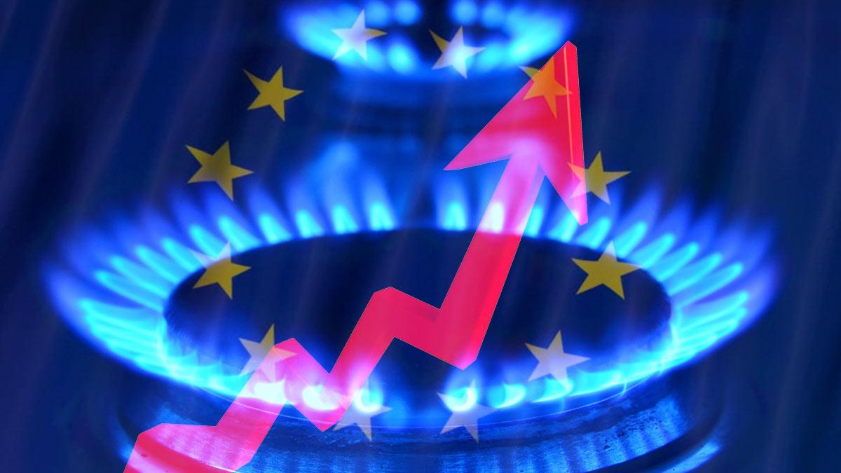 Рост цен на газ в Европе