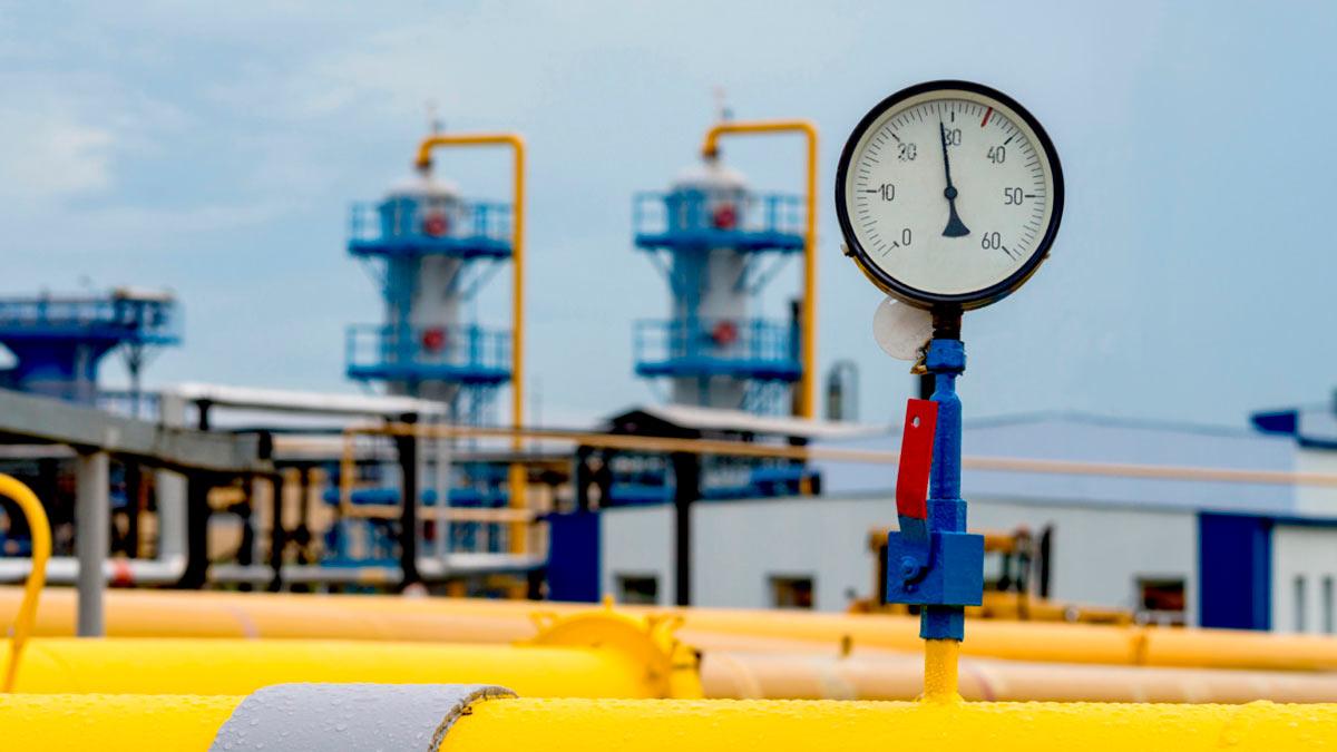 Цена газа в Европе