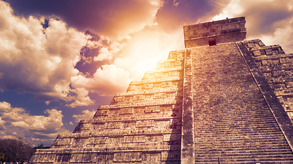 Майя пережили конец света