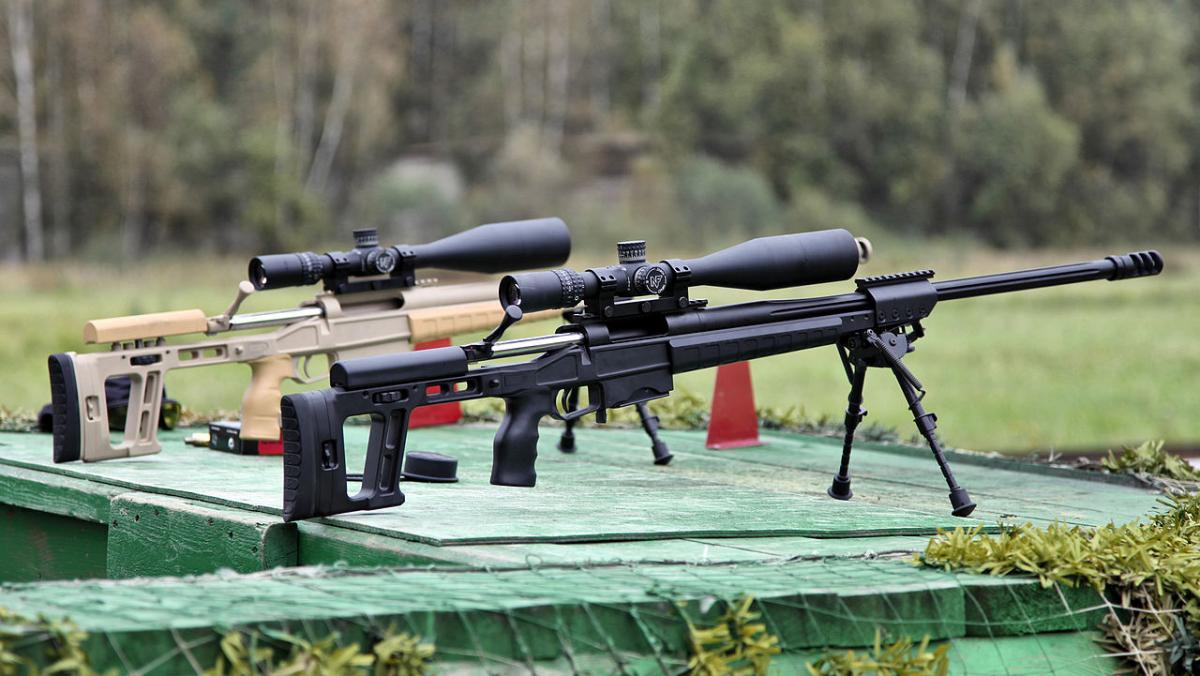снайперские винтовки ORSIS