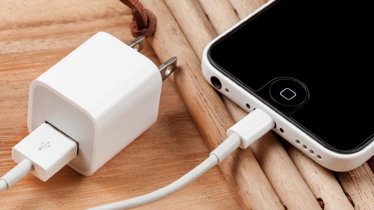 Запрет разъема iPhone