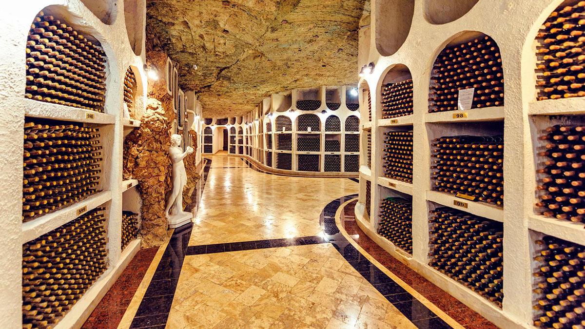 коллекция вина
