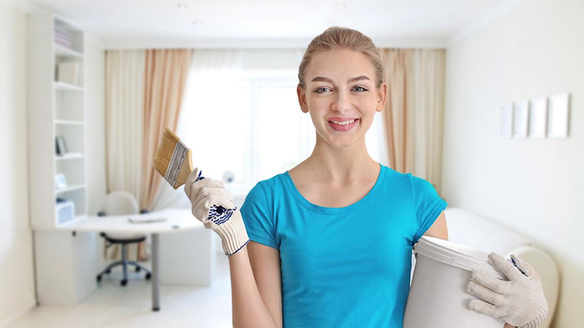 Советы по ремонту в маленькой комнате