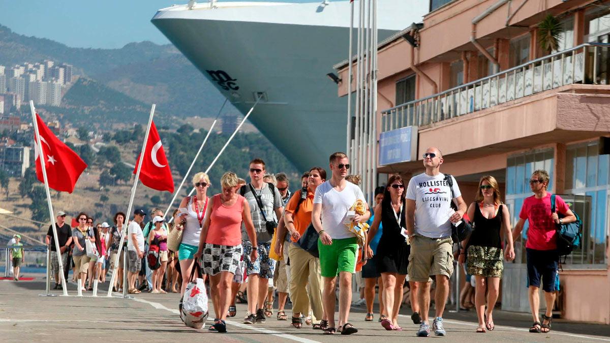 соотечественники в Турции