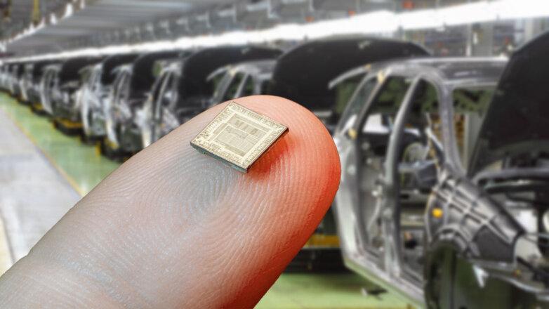 Дефицит микрочипов в автомобилестроении