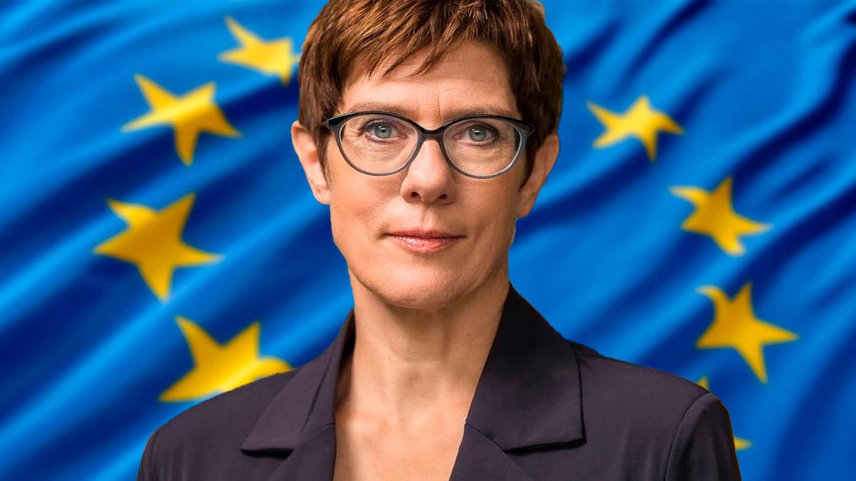 Аннегрет Крамп-Карренбауэр
