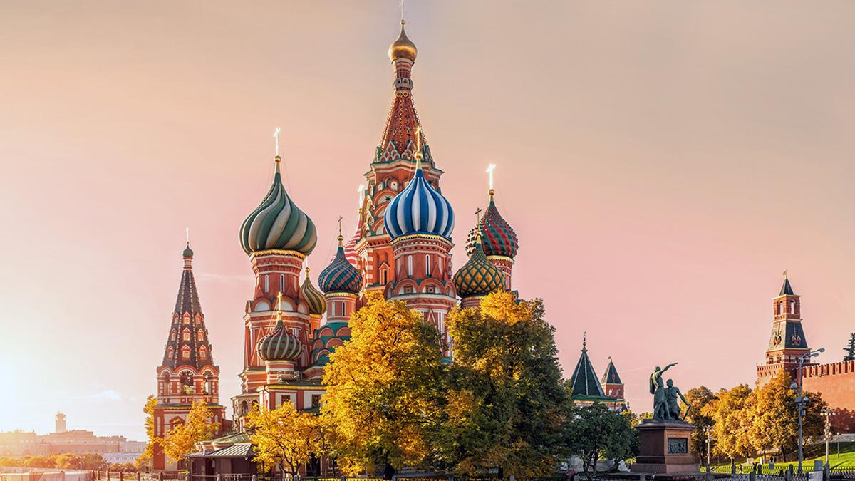 Храм Василия Блаженного Москва