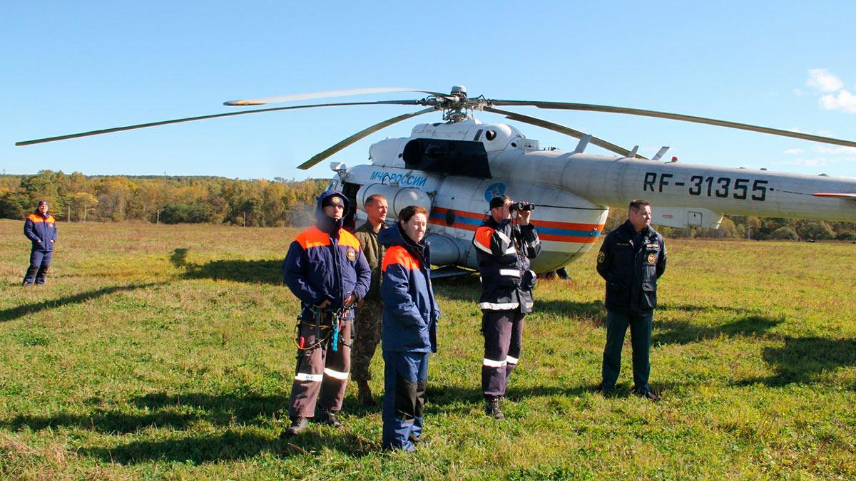 на месте крушения Ан-26 под Хабаровском нашли останки