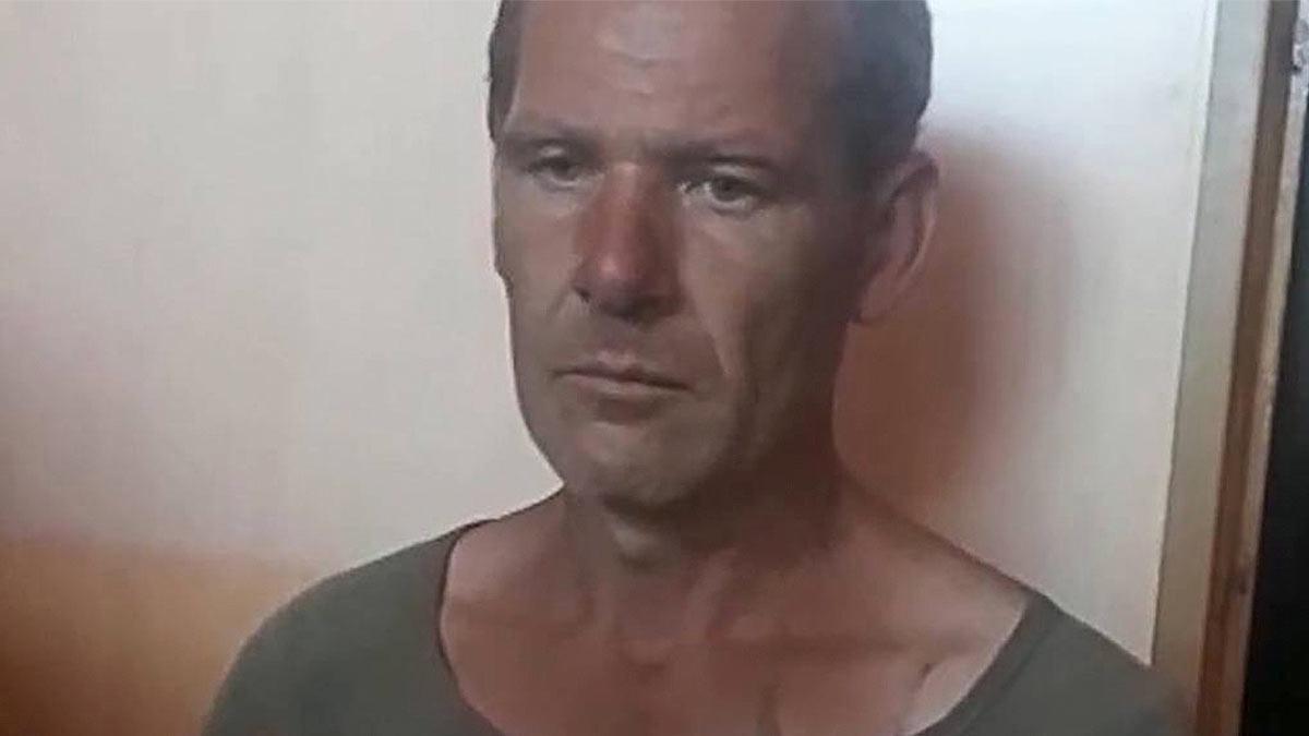 обвиняемый в убийстве Виктор Пестерников