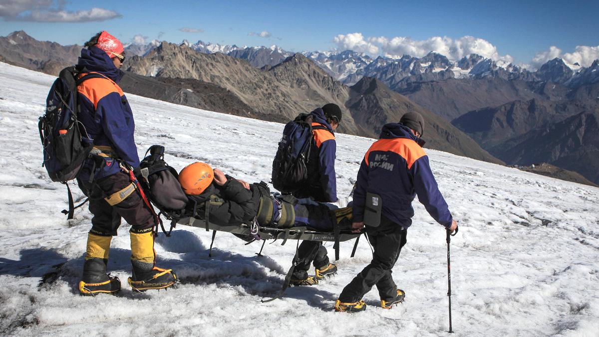 Явка с повинной организатора восхождения на Эльбрус