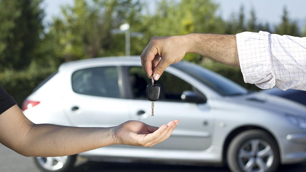 покупка поддержаного автомобиля