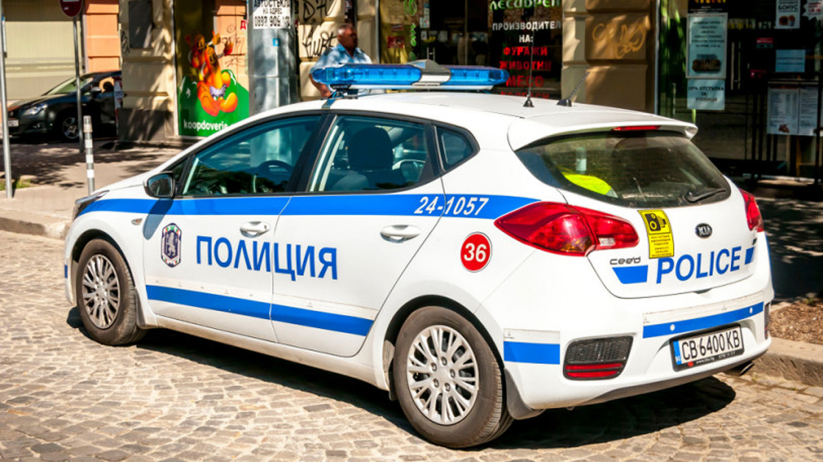 Болгарская полиция задержала россиянина