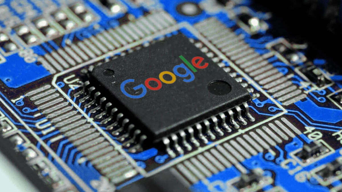 процессор google