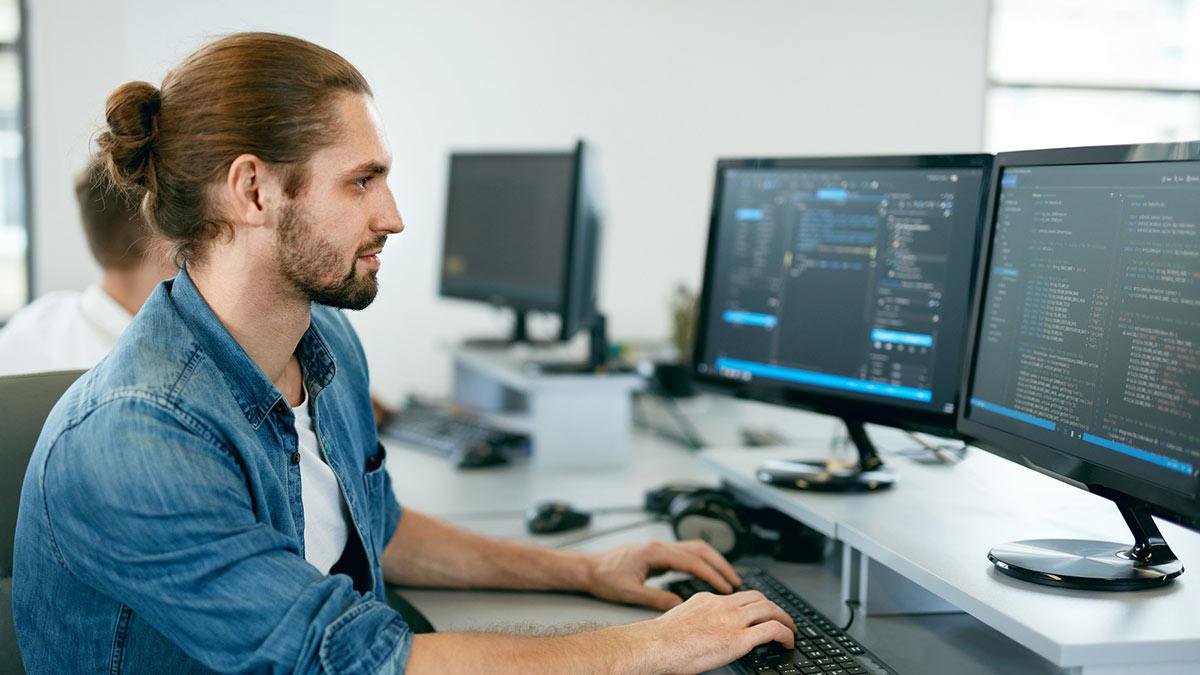 Работа в сфере информационных технологий