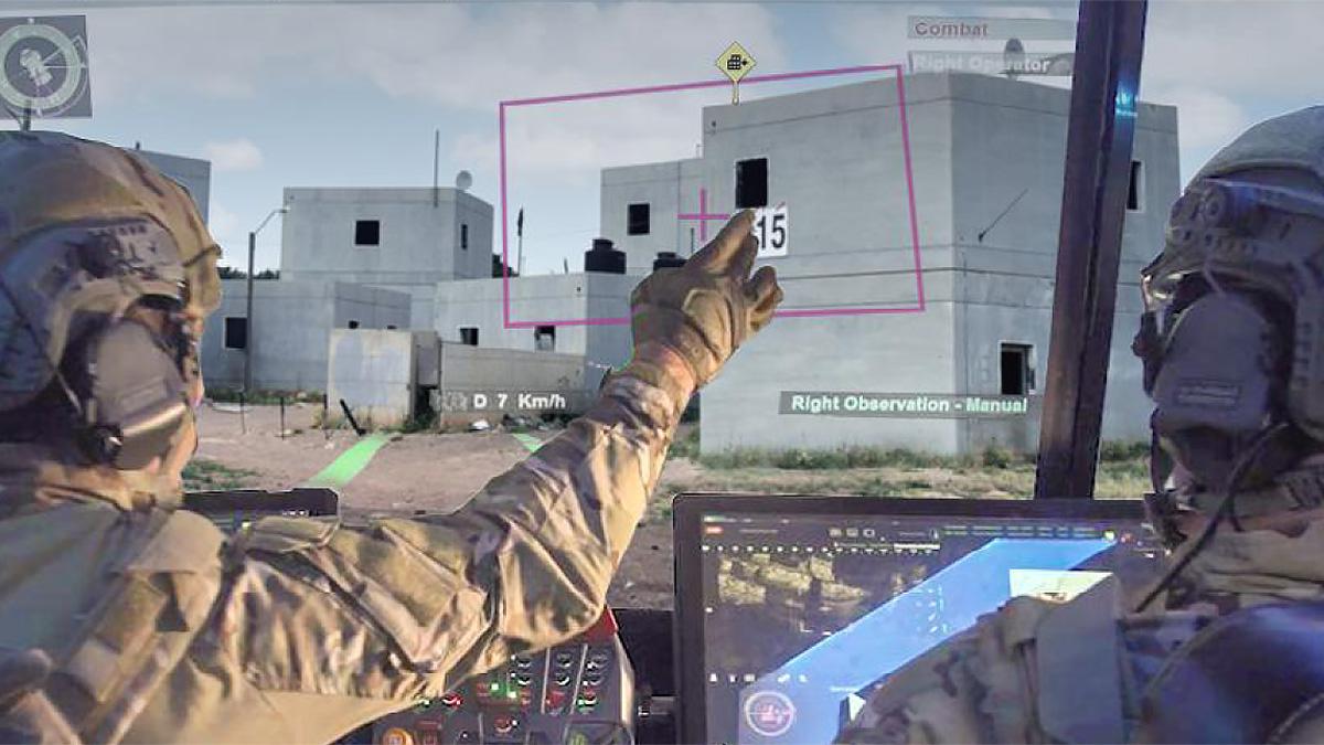искусственный интеллект бронетехника Рафаэль