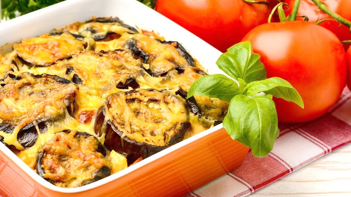 Рецепт греческой мусаки