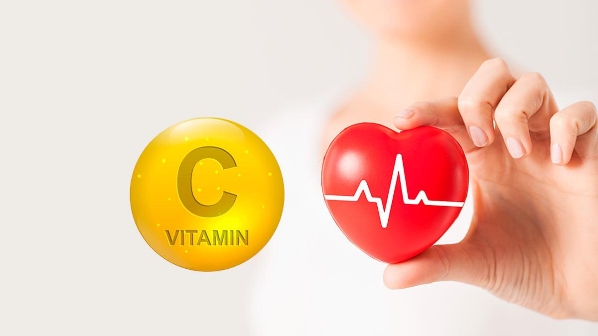 витамин С полезен для сердца