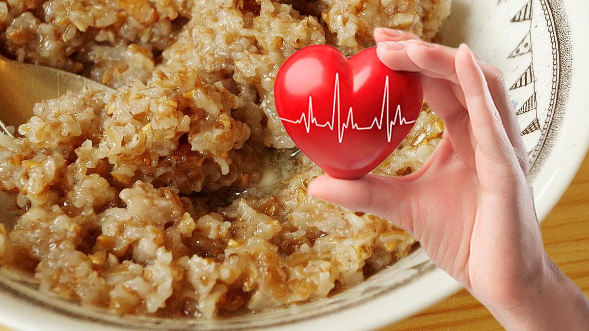 ржаная каша полезна для сердца