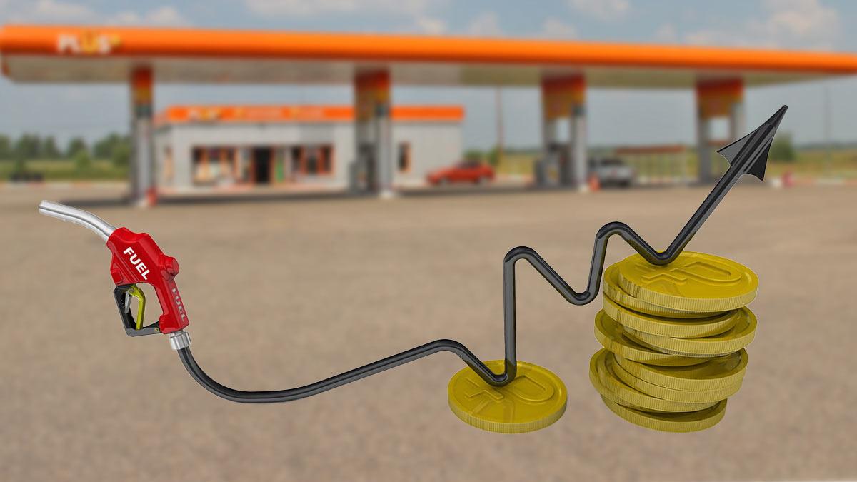 Повышение стоимости бензина