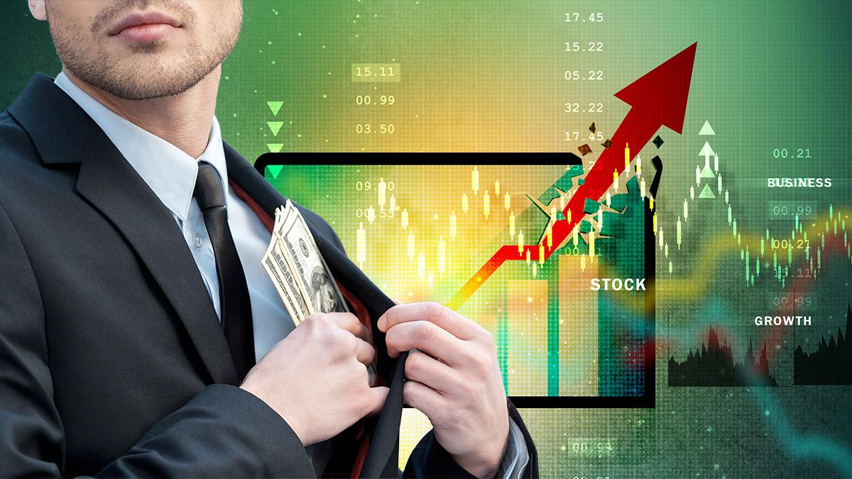 Вложение денег в акции