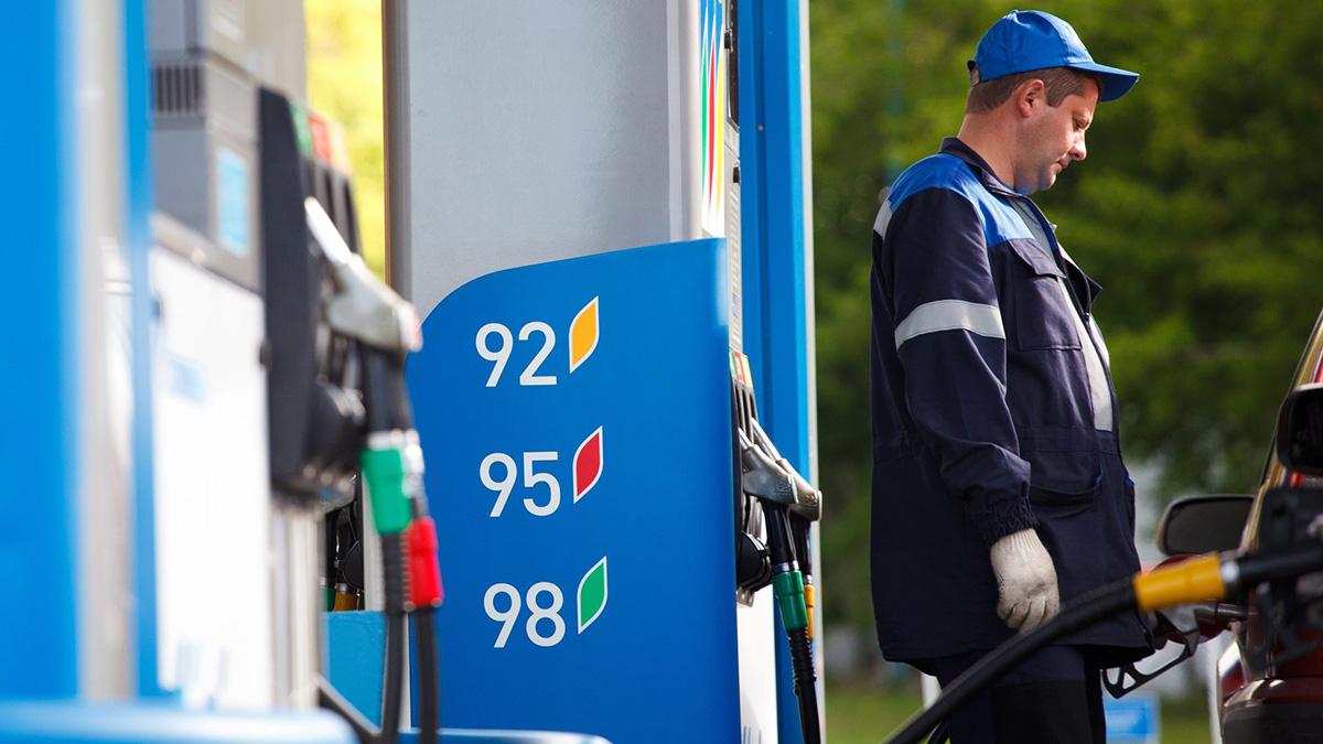 Биржевая цена бензина АИ-95