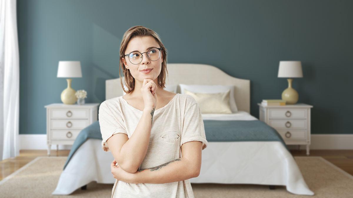 Идей для интерьера спальни