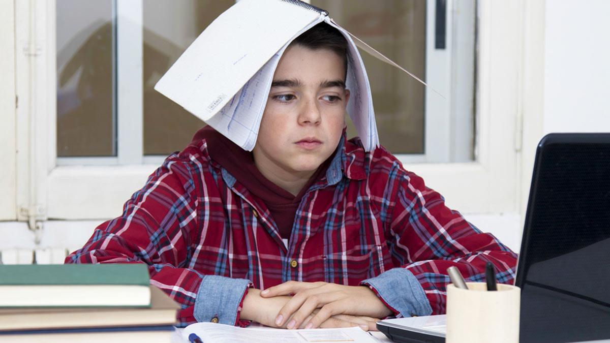 Стресс для школьников