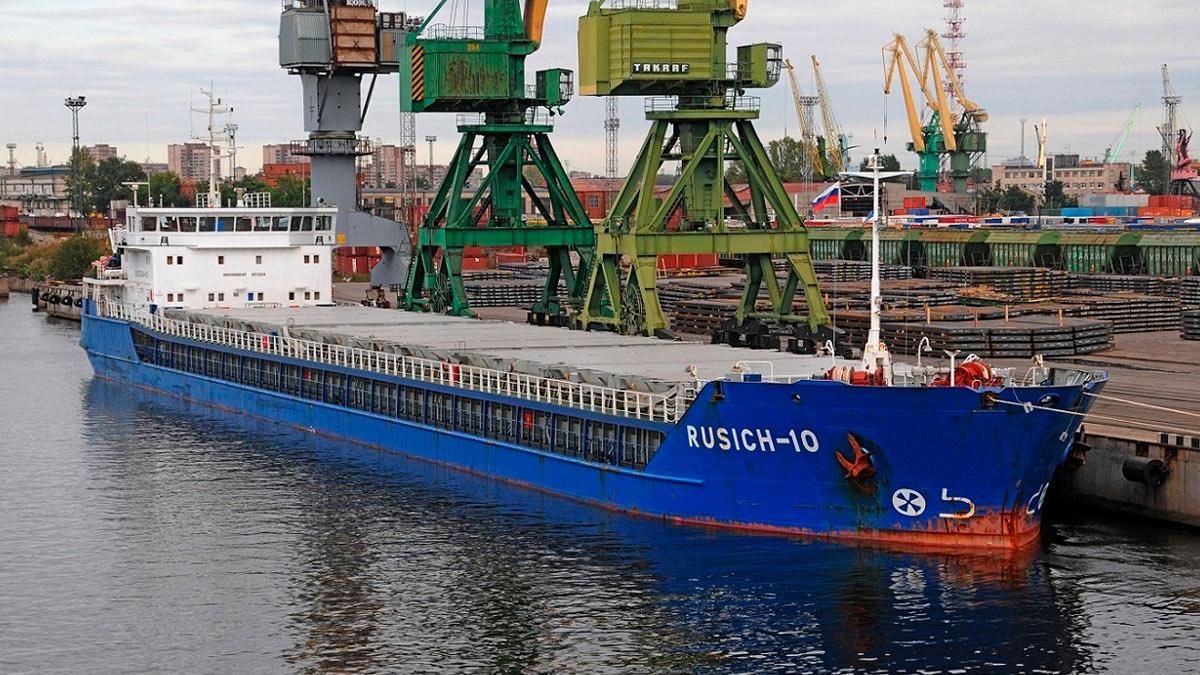 сухогруз Русич-10