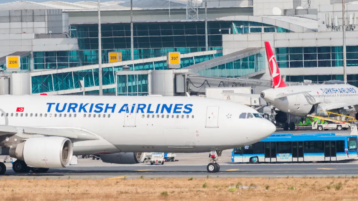 Турция туристы туризм Турецкие авиалинии