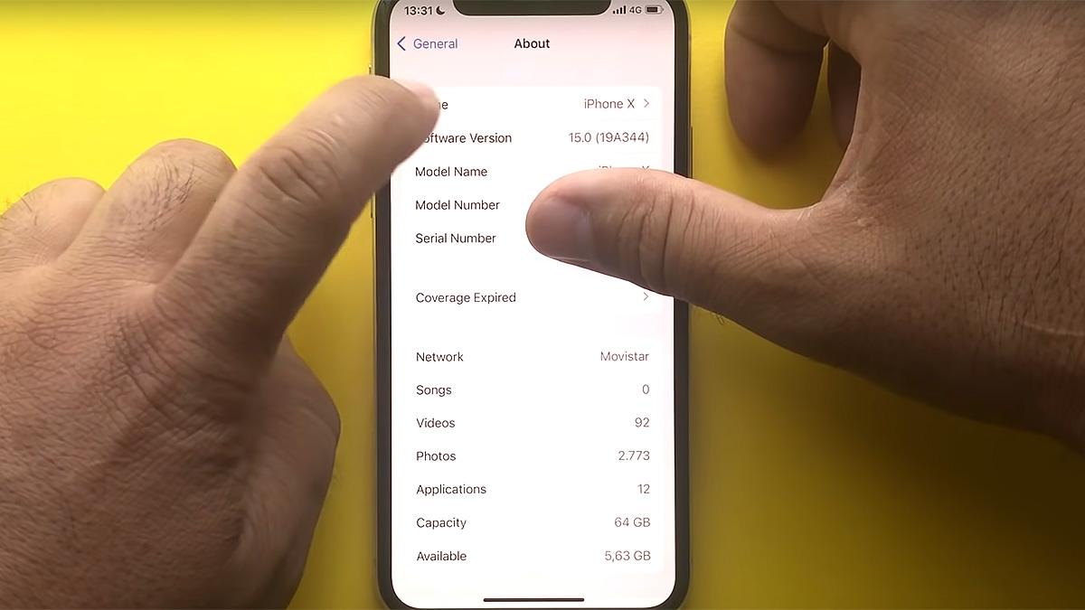 Способ взломать iPhone 15
