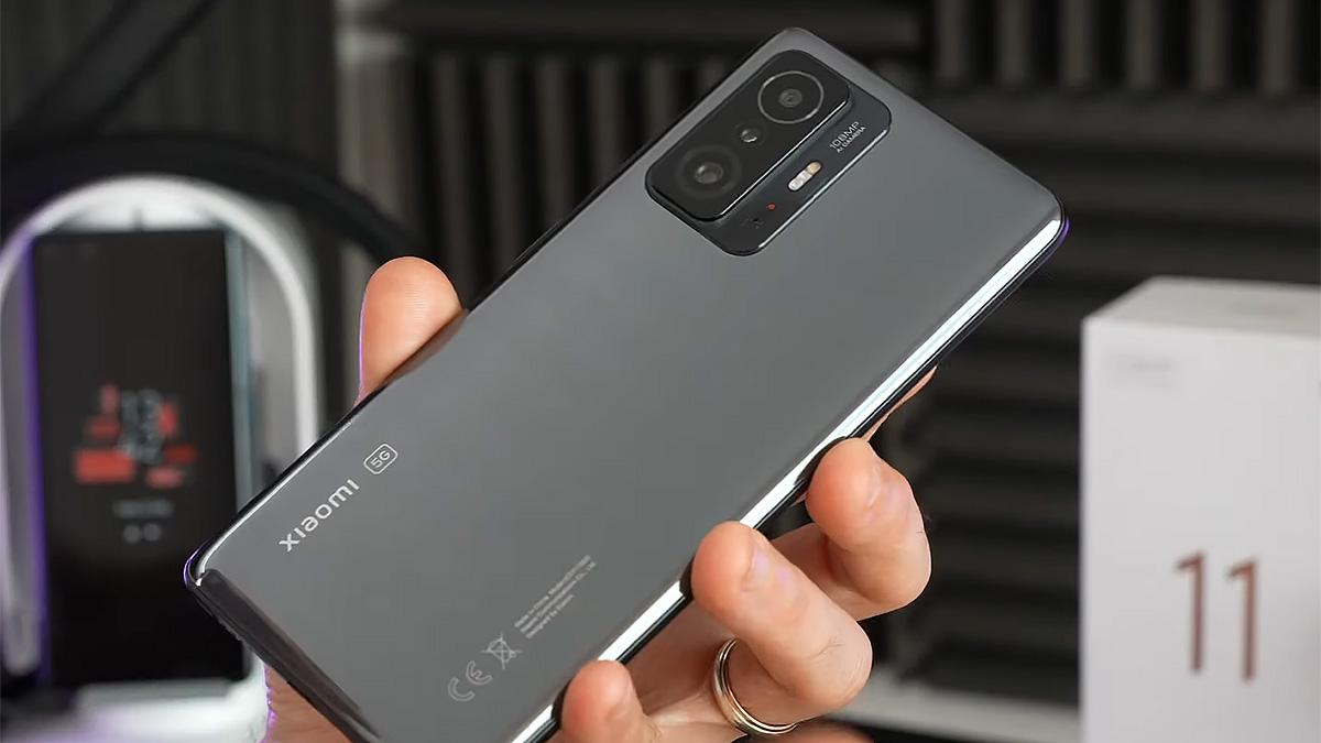 Xiaomi 11T презентация 2021