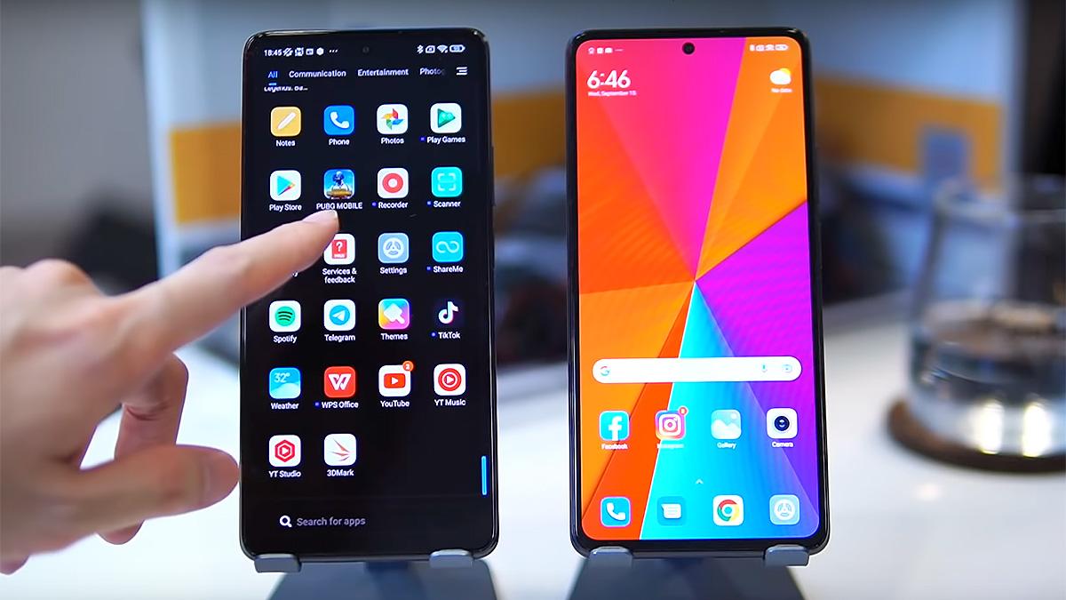 смартфоны Xiaomi 11T