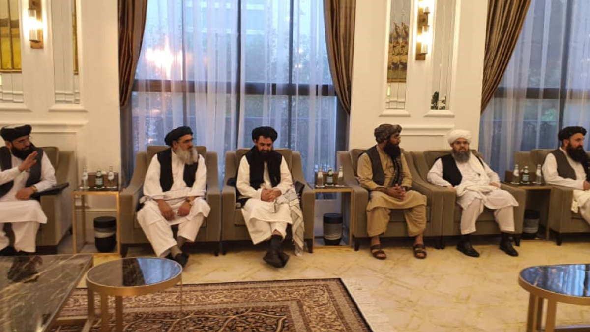 Делегация Талибана в Катаре