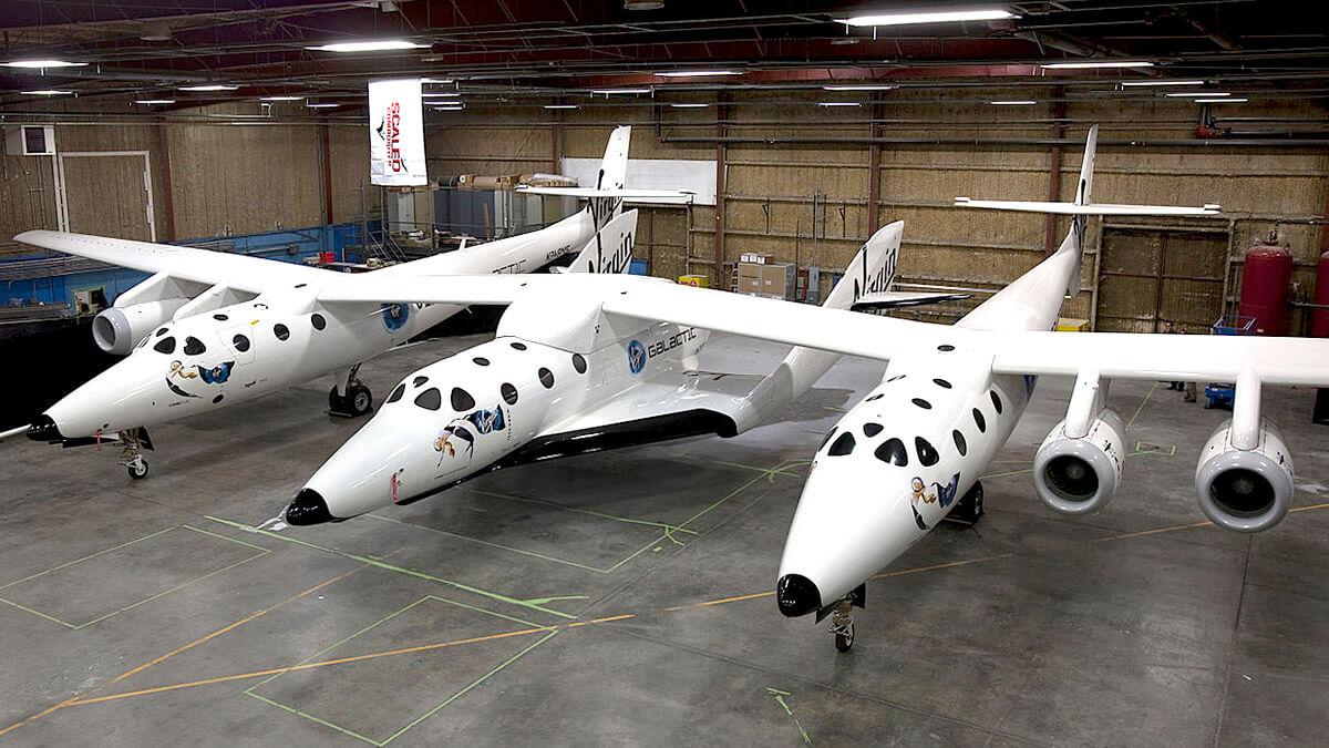 Запрет на полет корабля SpaceShipTwo