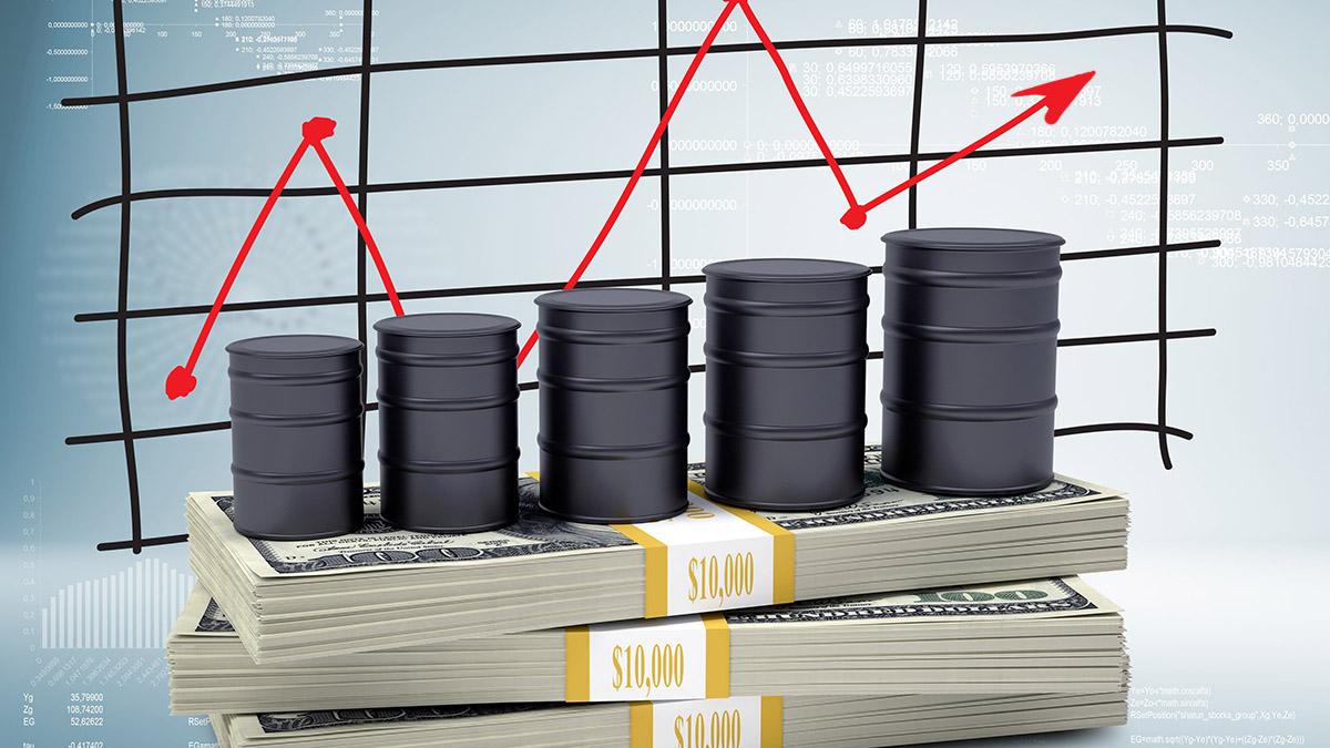 Цена нефти Brent 83 доллара за баррель