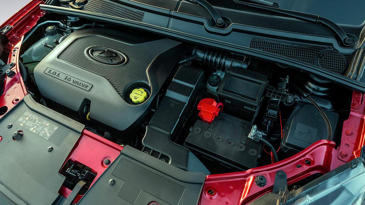 1,8-литровый мотор